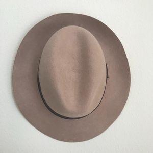 Camel Panama Hat